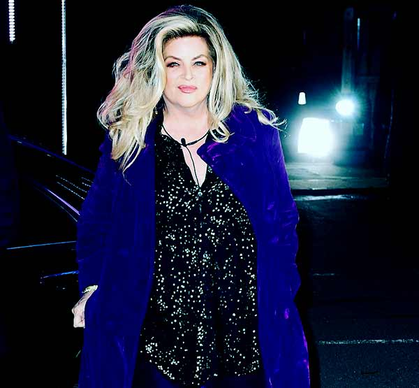 Image of Kirstie Alley from Veronica`s Closet show