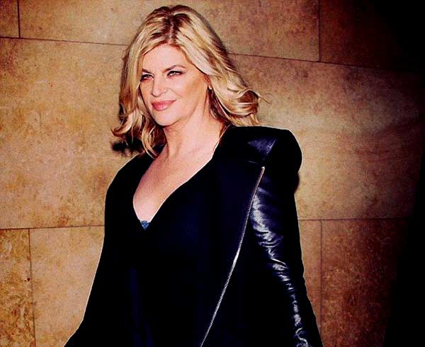 Image of Kirstie Alley is currently single