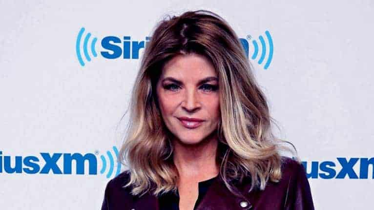 Image of Kristie Alley Net Worth, Salary, Age, Husband, Wiki-Bio