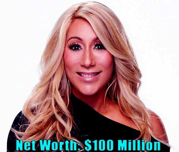 Image of TV Personality, Lori Greiner net worth is $100 million