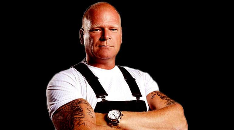 Image of Is Mike Holmes Married to Wife. Know His Net Worth, Family, and Kids