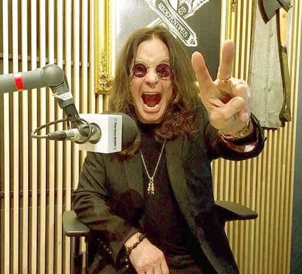 Image of Ozzy Osbourne from The Osbournes. show