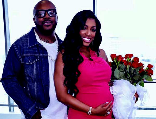 Image of Porsha Williams is currently engaged with Dennis McKinley