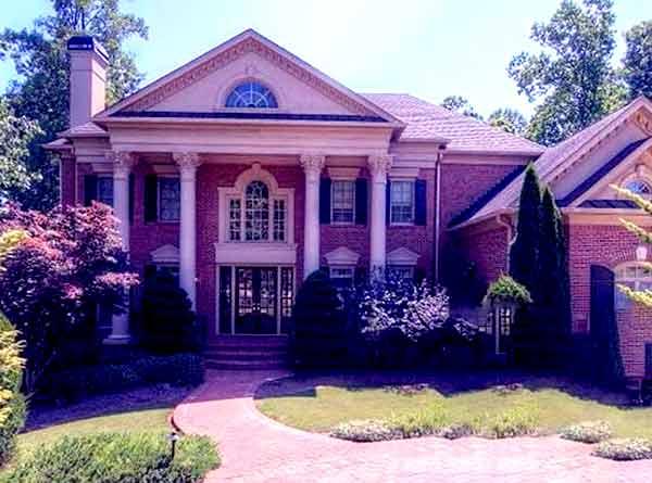 Image of Porsha Williams house