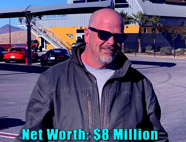 Image of Businessperson, Rick Harrison net worth is $8 million