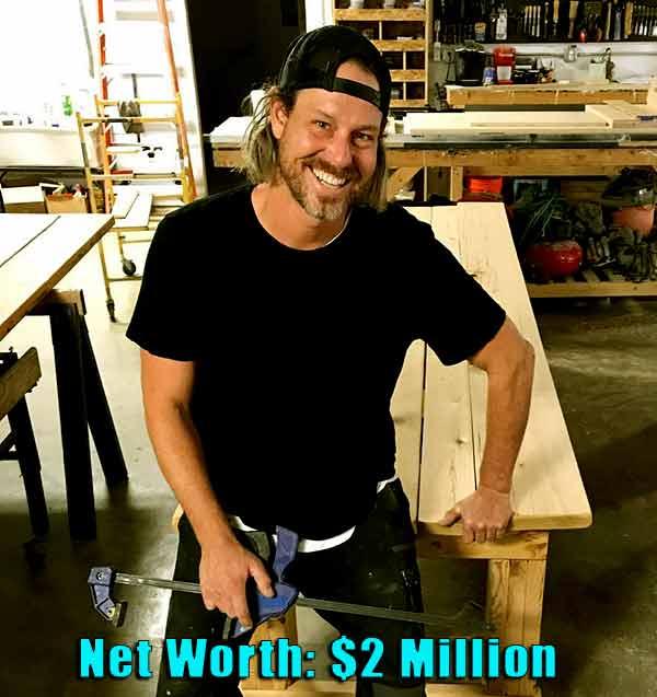 Image of Carpenter, Steve Ford net worth is $2 million