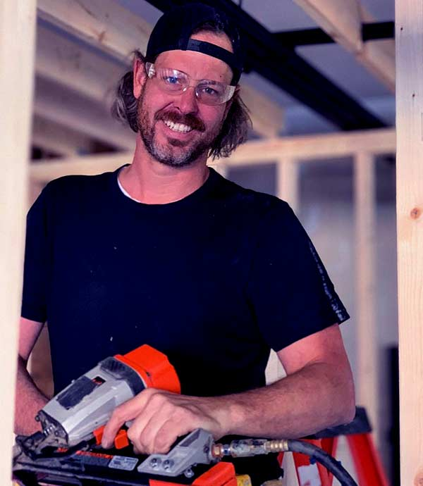 Image of Steve Ford from HGTV Restored by the Fords show