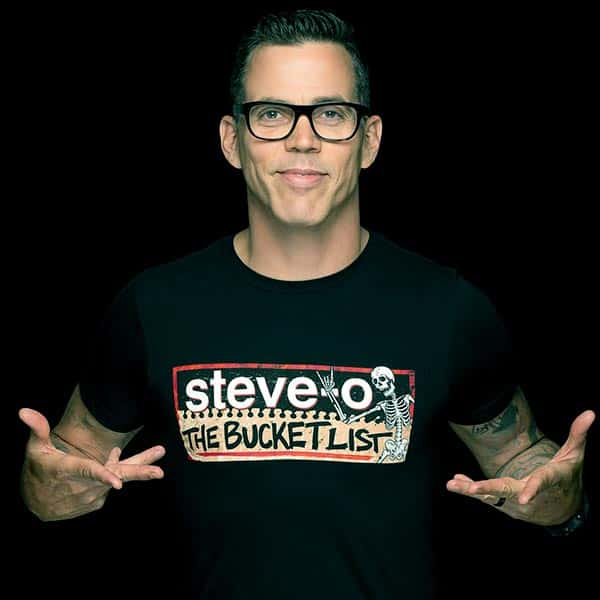 Image of Steve-O from Dr. Steve-O show