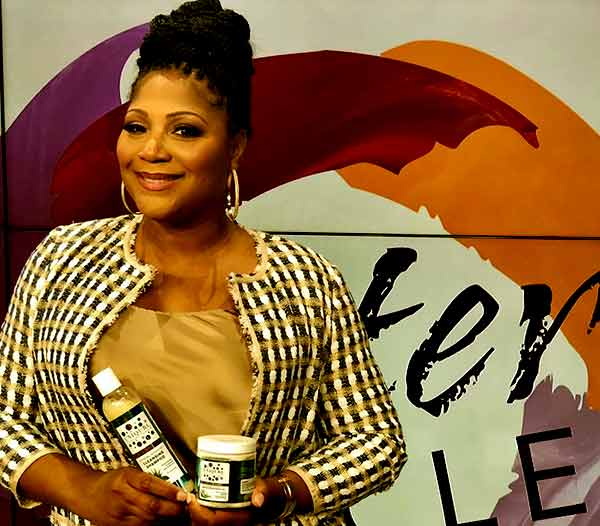 Image of Trina Braxton from Braxton family values show