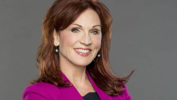 Image of American actress, Marilu Henner net worth is $12 million