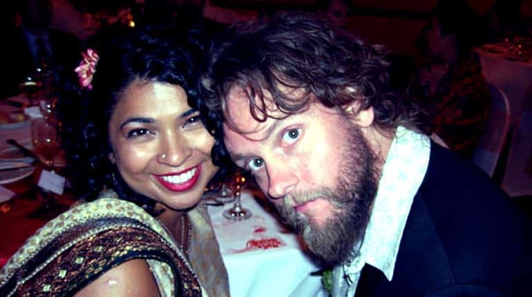 Image of Aarti Sequeira is married to husband Brendan McNamara. Know her net worth and Measurements.