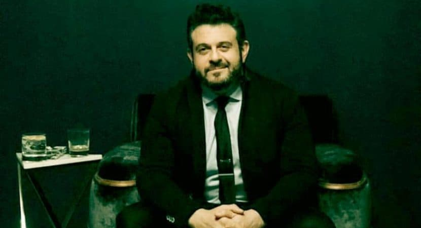 Image of Man V. Food's Adam Richman's Wife. Know about His Net Worth and Weight Loss.