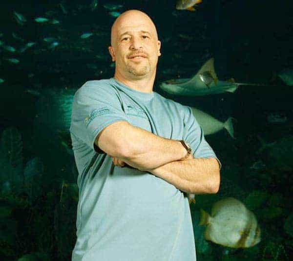 Image of Brett Raymer from TV series, Tanked