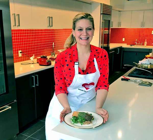 Image of Amanda Freitag from TV show, Chopped