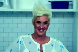 Image of Anne Burrell Net Worth, Restaurants.