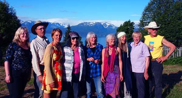 Image of Kilcher family TV show Alaska: The Last Frontier.