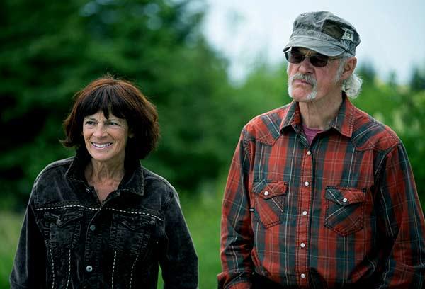 Image of Atz Kilcher with his wife Bonnie Dupree
