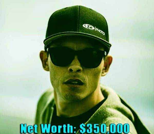 Image of Streetoutlaws cast AZN net worth is $350,000