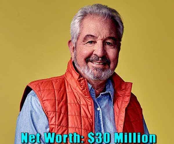 Image of Television presenter, Bobn Vila net worth is $30 million