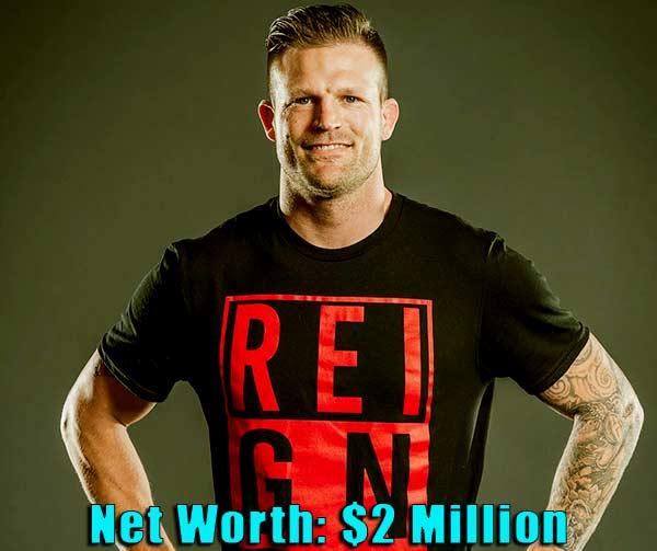 Image of Mixed Martial artist, Bristol Marunde net worth is $2 million