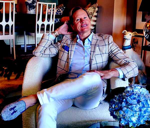 Image of Carson Kressley from TV show, Eurovision Song Contest
