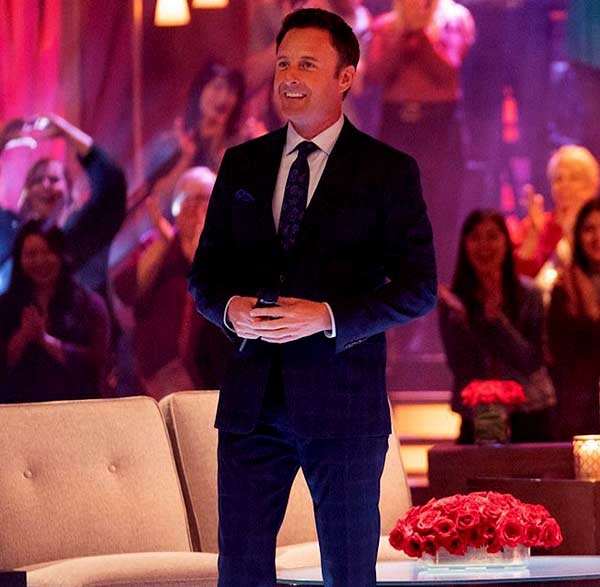 Image of Chris Harrison from tv show The Bachelor