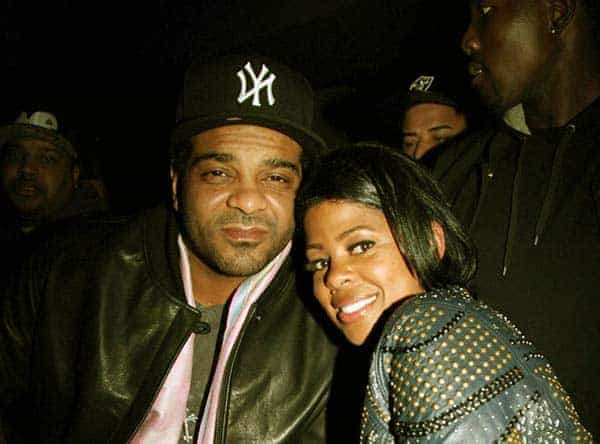 Image of Chrissy Lampkin is currently engaged to her fiancée, rapper Jim Jones
