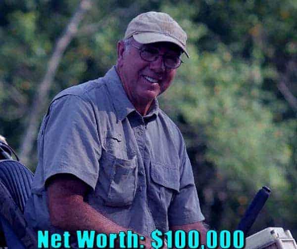 Image of TV Personality, Daniel Edgar net worth is $100,000