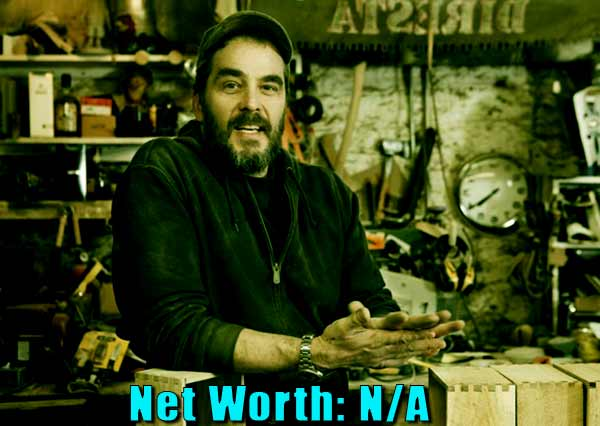 Image of Designer, Jimmy DiResta net worth is currently not available