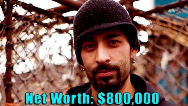 Image of Deadliest catch cast Josh Harris net worth is $800,000