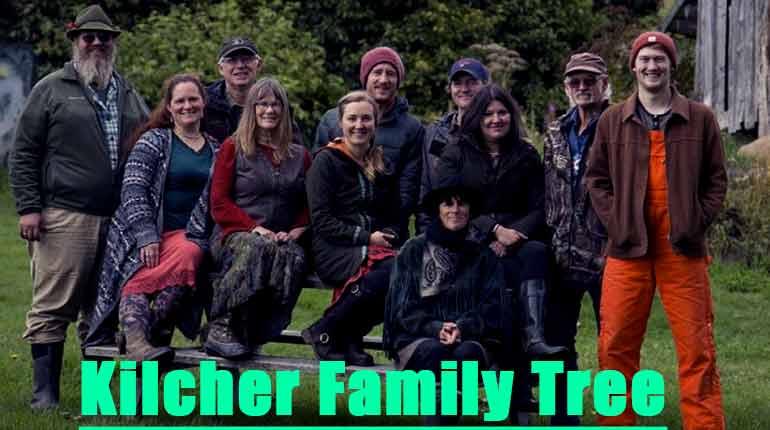 Image of Kilcher Family Tree