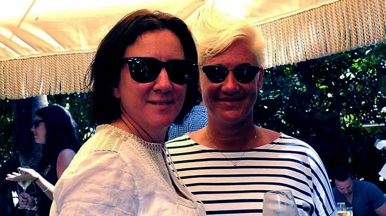 Image of Koren Grieveson: 5 Facts about Anne Burrell's Partner/Girlfriend.