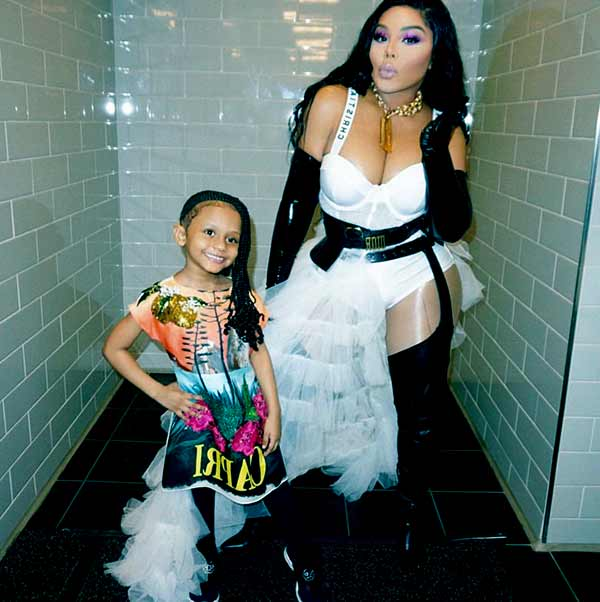 Lil Kim Daughter Royal Reign Biography. How She Looks Like ...