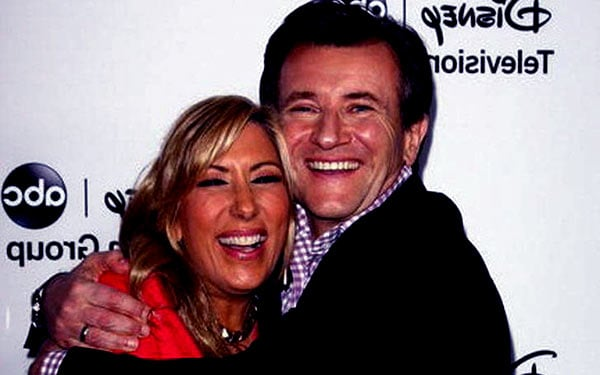 Image of Lori Greiner with her husband Dan Greiner.