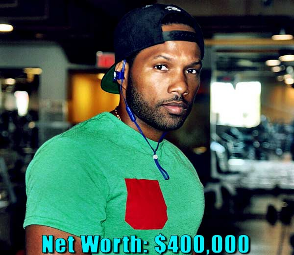 Image of TV Personality, Mendeecees Harris net worth is $400,000