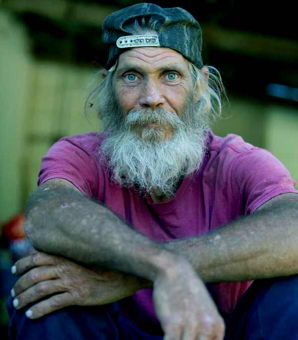 Image of Swamp People cast Mitchelle Guist died due to fallen out his boat while on a hunting expedition on Belle River