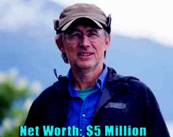 Image of TV Personality, Otto Kilcher net worth is $5 million