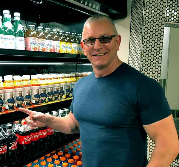 Image of Robert Irvine from TV show, Restaurant: Impossible