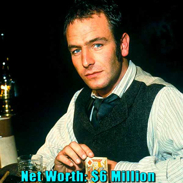 Image of Actor, Robson Green net worth is $6 million