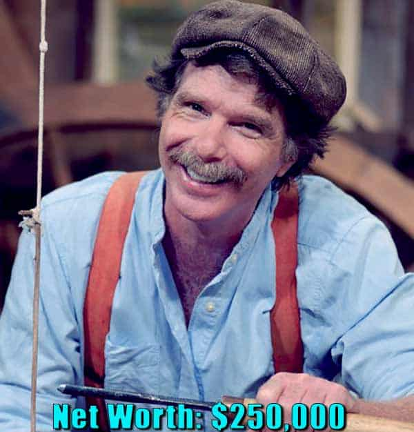 Image of Carpenter, Roy Underhill net worth is $250,000