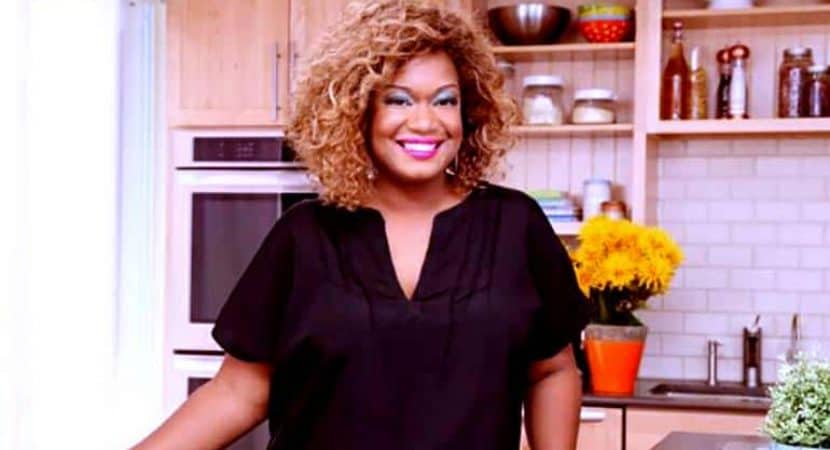 Image of Sunny Anderson Husband, Married, Gay, Net Worth, Age, Wiki-Bio.