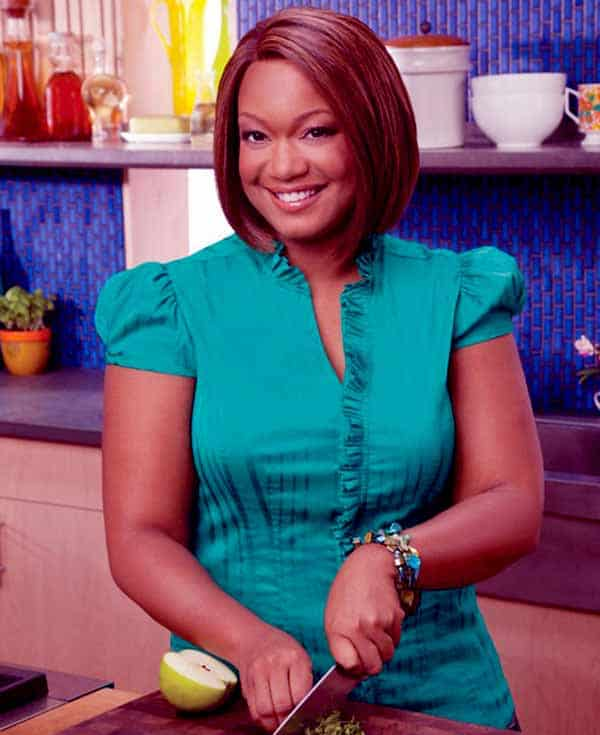 Image of Sunny Anderson from TV series The Kitchen