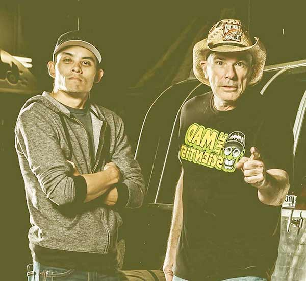 Image of Farmtruck and AZN are not gay