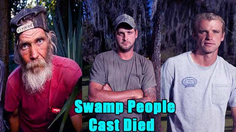 Image of Know about Swamp People Randy Edwards & Mitchelle Guist Death and Other Cast's Death Rumor.