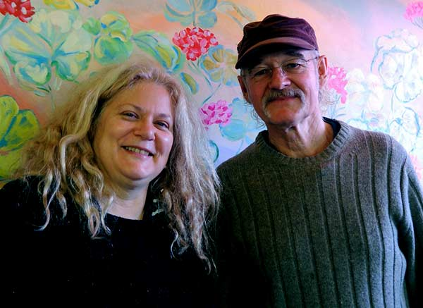 Image of Atz Kilcher's with his second wife Linda