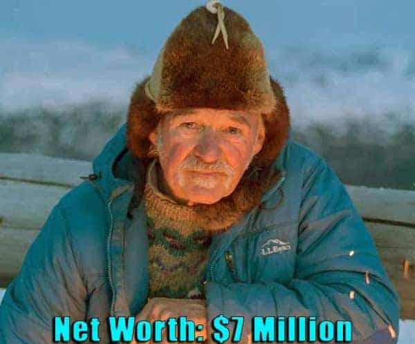 Image of Alaska The last frontier cast Atz Kilcher net worth is $7 million