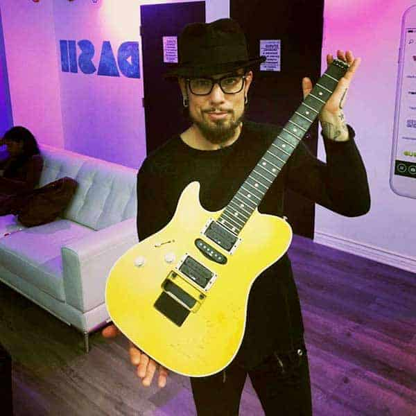 Image of Dave Navarro from American TV series, Ink Master