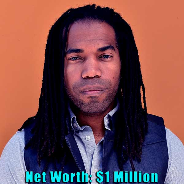 Image of TV Personality, Dimitri Snowden net worth is $1 million