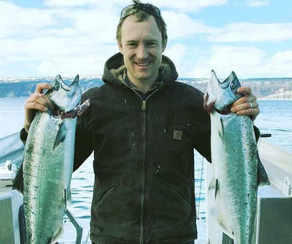 Image of Eivin Kilcher from TV show, Alaska: The Last Frontier.