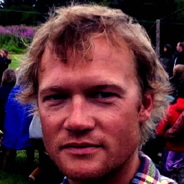 Image of Eivin Kilcher brother Levi Kilcher